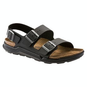 Birkenstock Milano Ct Sandals - Desert Soil Black