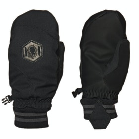Volcom Bistro Mitt Womens Snow Gloves - Black