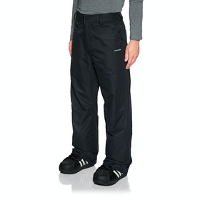 Volcom Carbon Pnt Snow Pant - Black