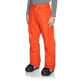 Volcom Carbon Pnt Snow Pant - Orange