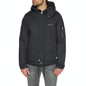 Volcom Vaugan Waterproof Jacket - Black