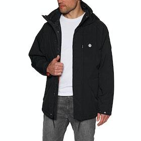 Volcom Synthwave 5k Waterproof Jacket - Black