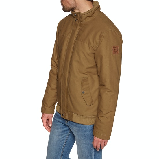 Quiksilver Brooks Full Zip Jacket