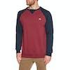 Quiksilver Everyday Crew Sweater - Garnet