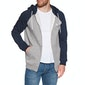 Light Grey Heather Navy