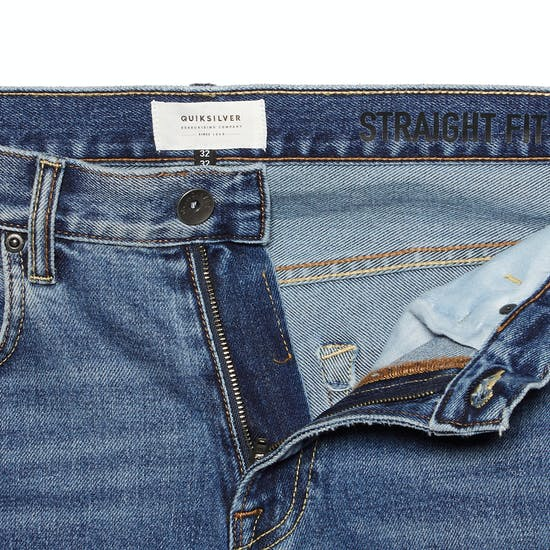 Quiksilver Modern Wave Aged , Jeans