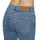 Levi's Mile High Super Skinny Womens Jeans