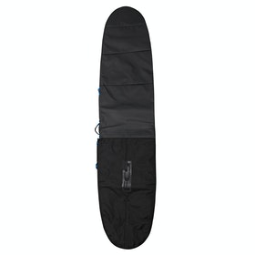 FCS Day Runner Longboard Surfboard Bag - Black
