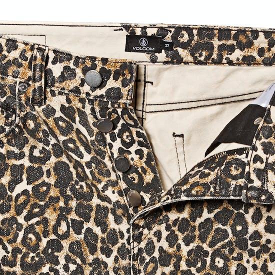 Volcom Super Stoned Skinny Ladies Jeans