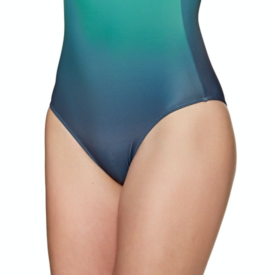 Roxy Fitness Gradiant Womens Swimsuit