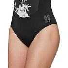 Roxy Fitness Tech One Piece Ladies Swimsuit