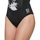 Roxy Fitness Tech One Piece Womens Swimsuit