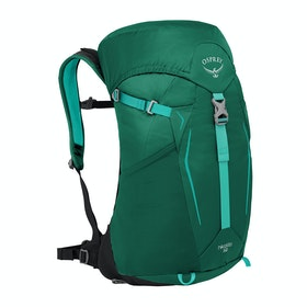Osprey Hikelite 32 Hiking Backpack - Aloe Green