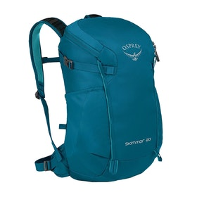 Osprey Skimmer 20 Womens Hiking Backpack - Sapphire Blue
