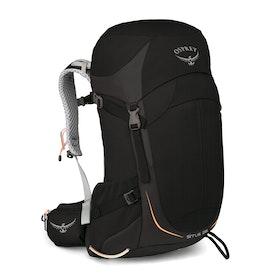Osprey Sirrus 26 Womens Hiking Backpack - Black