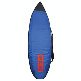 FCS Classic Funboard Surfboard Bag - Steel Blue White