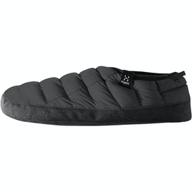Haglofs Leftover Mimic Moccasin Slippers - Magnetite