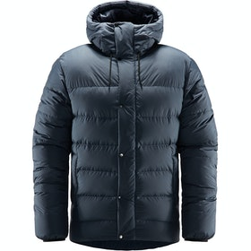 Haglofs Näs Down Jacket - Dense Blue