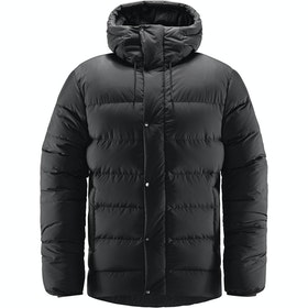 Haglofs Näs Down Jacket - True Black