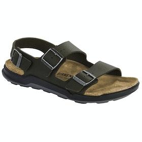 Birkenstock Milano Ct Sandals - Desert Soil Khaki