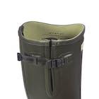 Hunter Balmoral Bamboo Carbon Side Adjustable Men's Wellington Boots