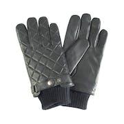 Barbour Quilted Leather Herre Modehandsker