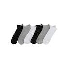 Calvin Klein Diego 6 Pack Bonus Men's Fashion Socks