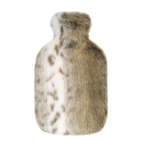 Helen Moore Faux Fur Women's Hot Water Bottles - Lynx