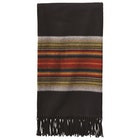 Pendleton 5th Avenue Acadia Park Merino Wool Throw Decke