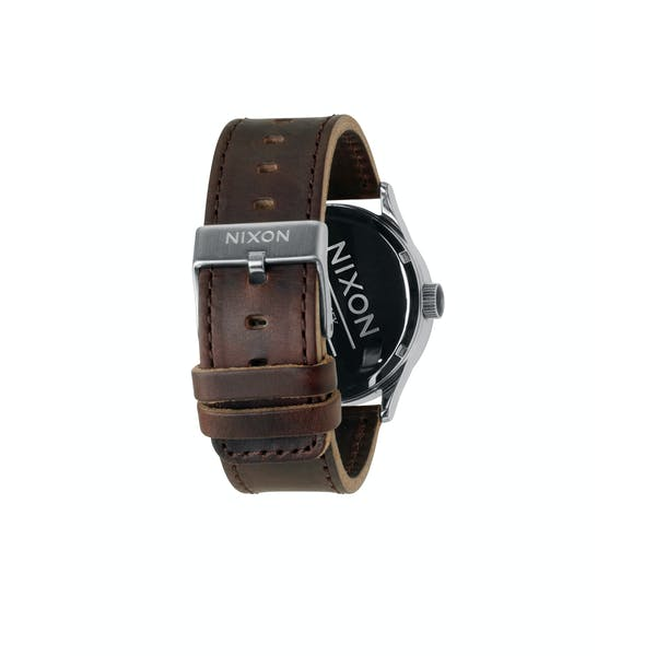 Nixon Sentry Leather Herre Modeur