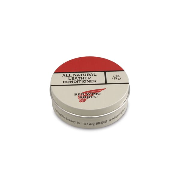 Red Wing All Natural Leather Conditioner Reinigung