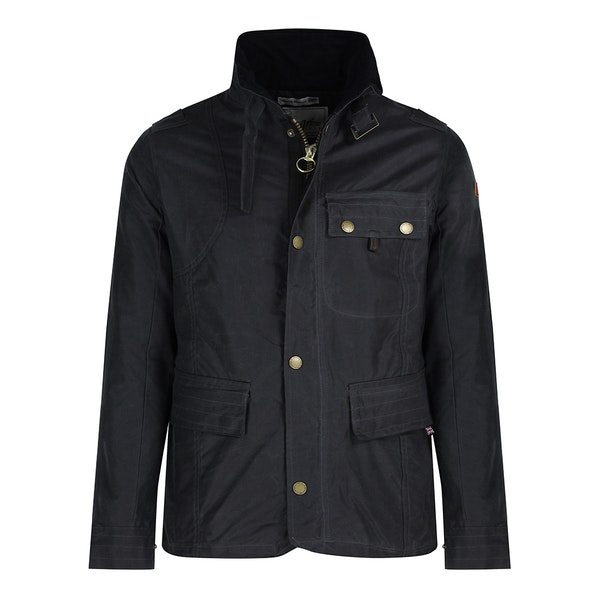 Wax Jacket Homme Peregrine Made in England Bexley