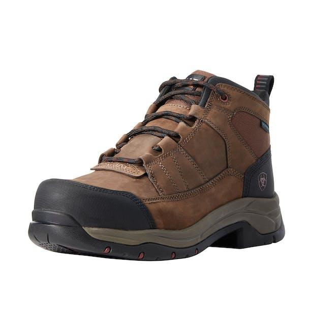 Short Riding Boots Ariat Telluride Work H2o Disponible Sur