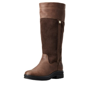 Ariat Windermere II H2o Damen Country Boots - Dark Brown