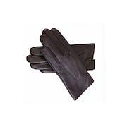 Guantes Hombre Dents Bath Cashmere Lined Leather