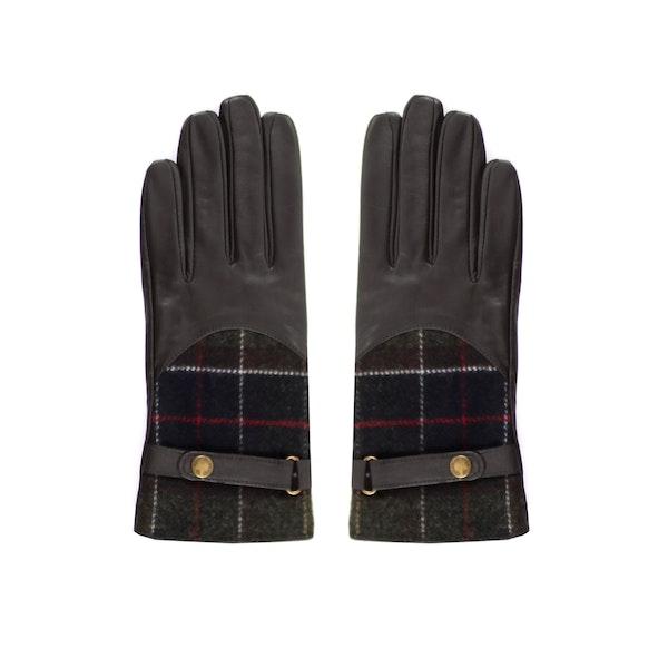 Barbour Dee Tartan Women's Gloves