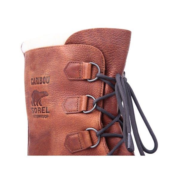Sorel Caribou Wool Faux Fur Men's Boots