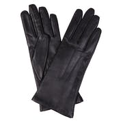 Guantes Mujer Dents Cashmere Lined Leather