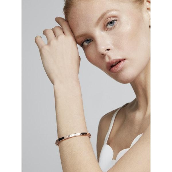 Bracelet Ted Baker Clemina Hinge Metallic Bangle