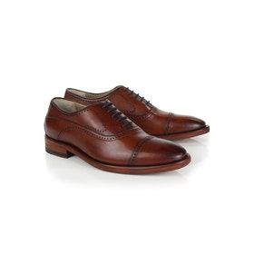 Dress Shoes Oliver Sweeney Mallory Oxford - Tan