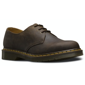 Dr Martens 1461 Crazy Horse Dress Shoes - Gaucho