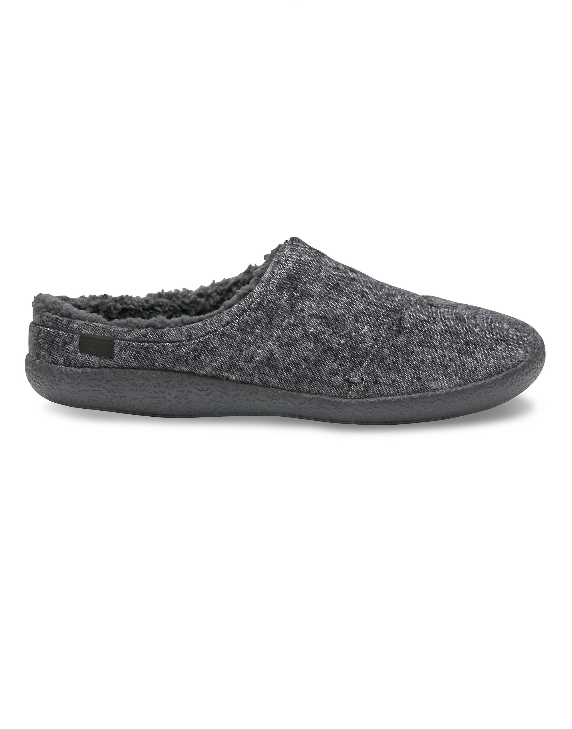 Toms Berkeley Slippers Grey Slub | Country Attire