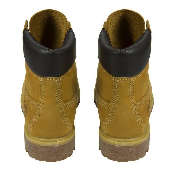 Botas de andar Timberland Af 6in Prem Bt Wheat Yellow