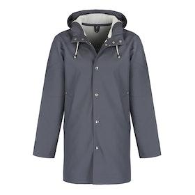 Kurtka Stutterheim Stockholm Raincoat - Charcoal