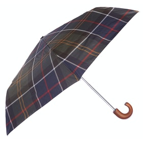 Barbour Tartan Mini Umbrella - Classic