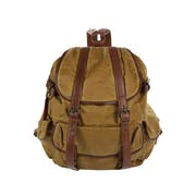 Grenson Large Canvas Rucksack