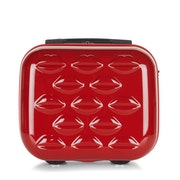 Lulu Guinness Lips Hardside Vanity Case Женщины Косметичка