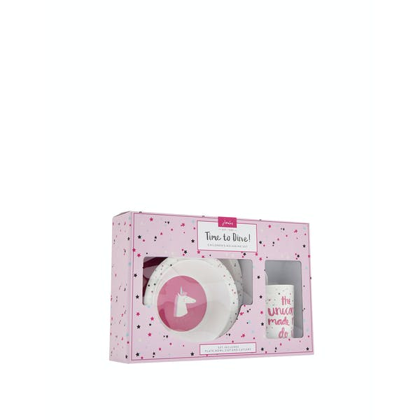 Joules Time to Dine 5 Piece Crockery Set