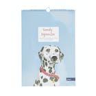 Joules A3 Family Calendar Book
