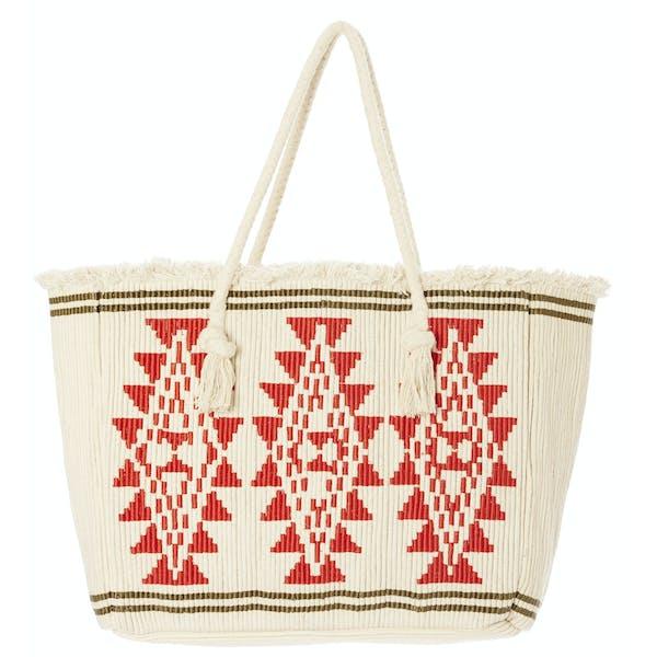 Star Mela Io Rope Aztec Tote Women's Shopper Bag